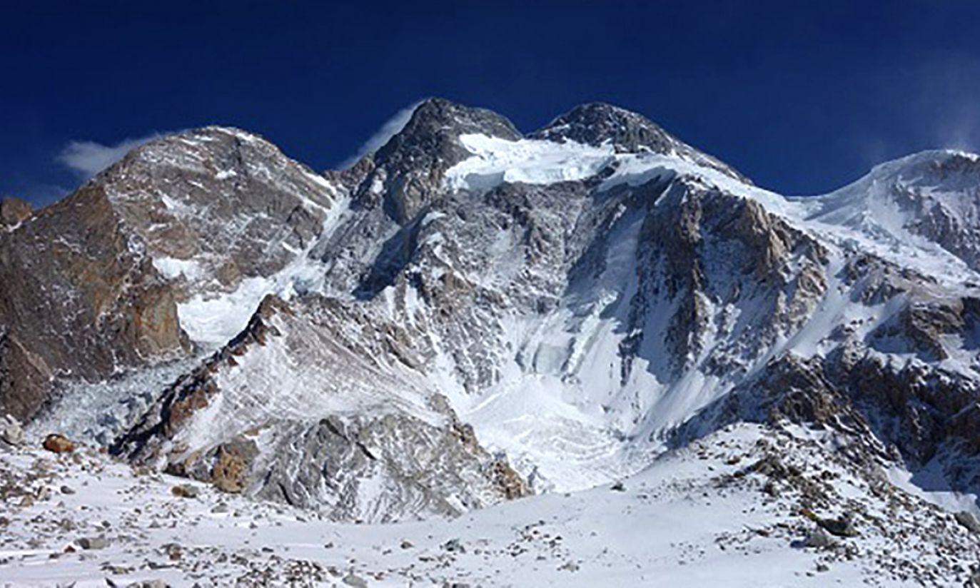 Masyw Broad Preak (fot. Wyprawa na K2)