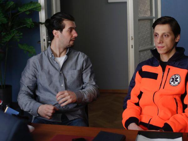 Jak gejsza – scena z odc. 9/XII