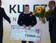 Drugi z polskich triumfatorów w Londynie (fot. PAP/Bartłomiej Zborowski)