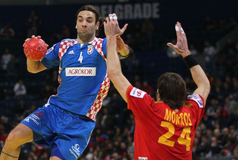 Ivano Balić (fot. Getty Images)