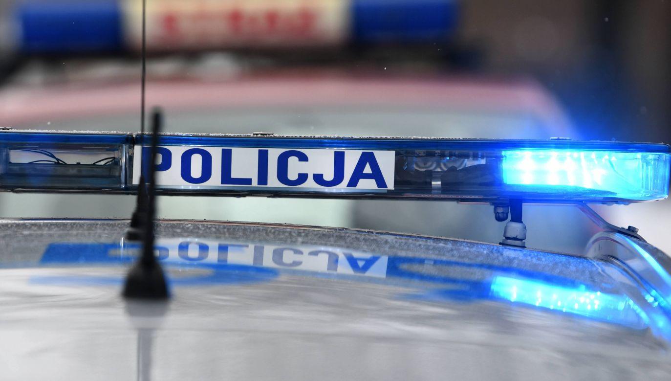 Sprawę wyjaśnia policja (fot. arch. PAP/Darek Delmanowicz)