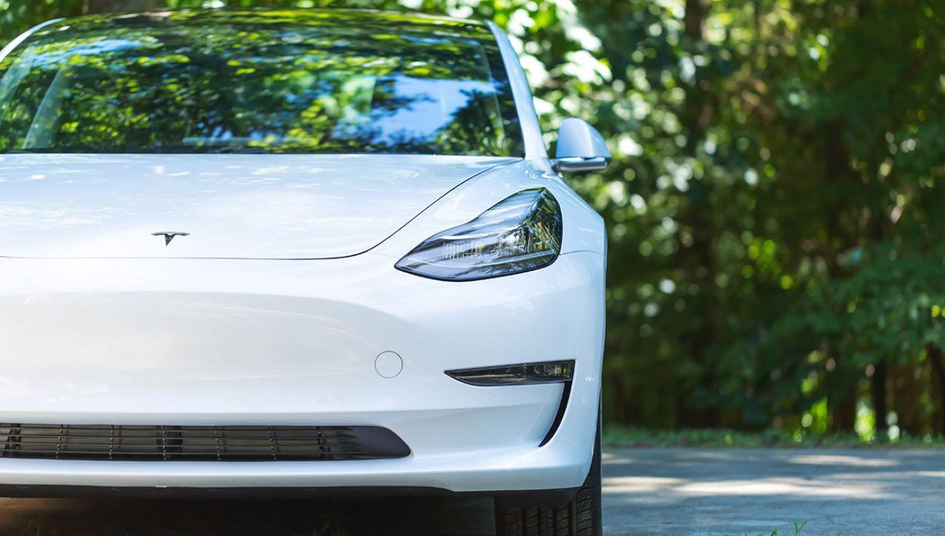 To nie pierwszy przypadek, gdy auto Tesli manewruje w sposób, według właściciela, niekontrolowany (fot. Shutterstock/TierneyMJ)