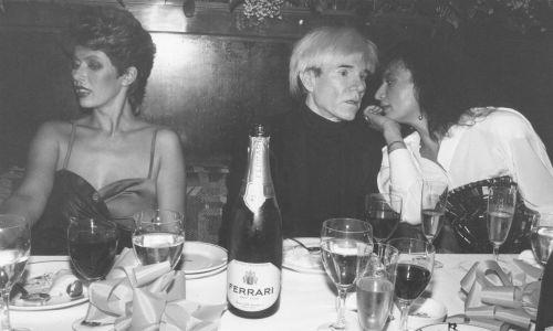 Andy Warhol. Fot. Gruppo Lunelli