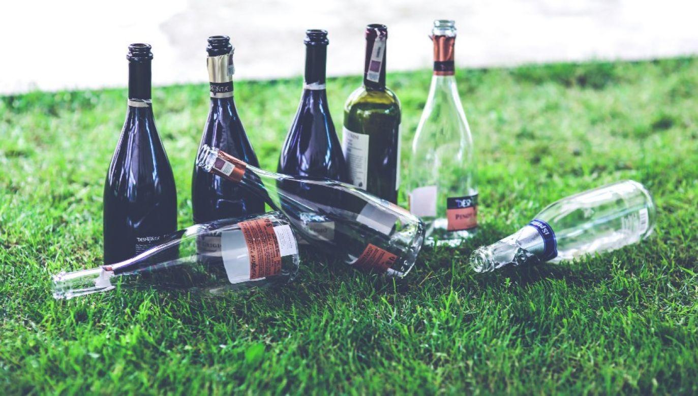 Afrykańczycy często piją bez umiaru (fot. Pexels)