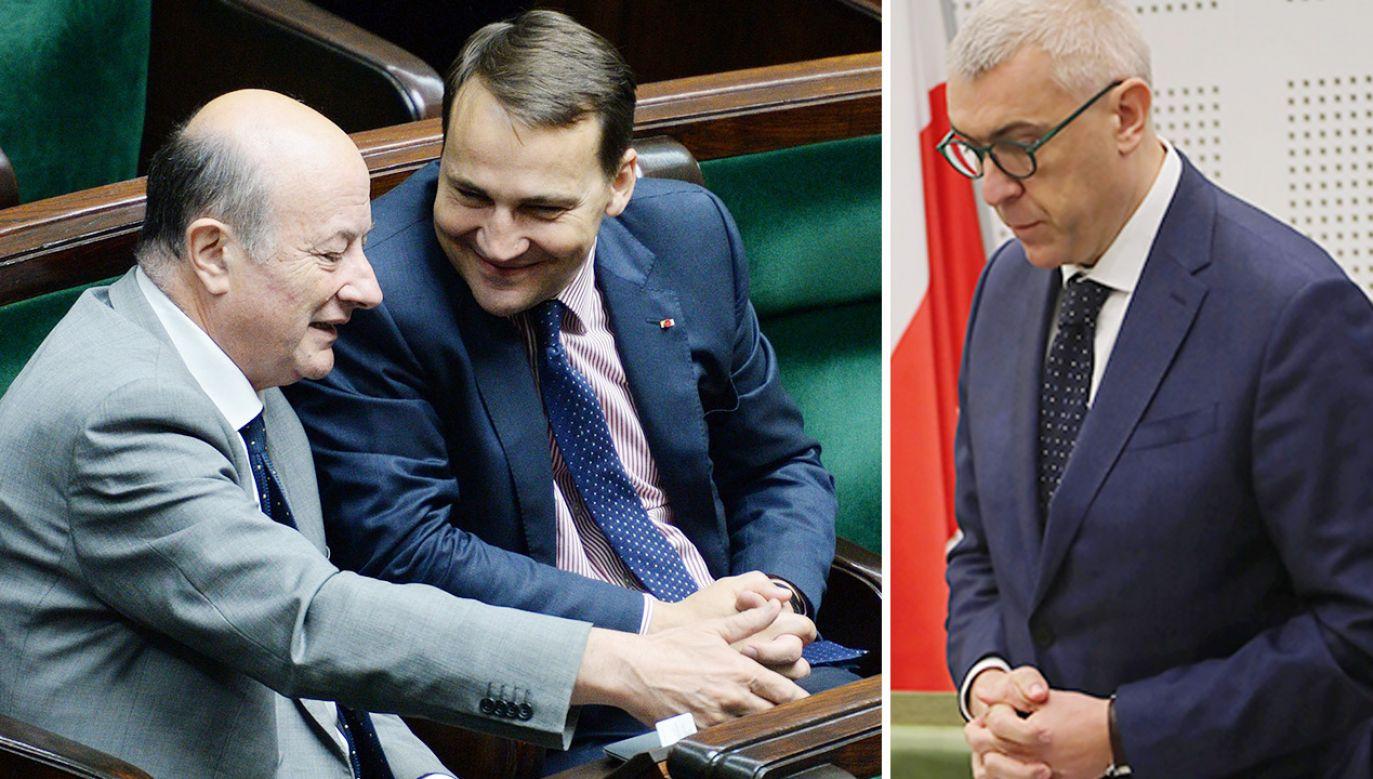 Sprawa ma związek z aferą taśmową (fot. PAP/Jacek Turczyk; Wojciech Olkuśnik)
