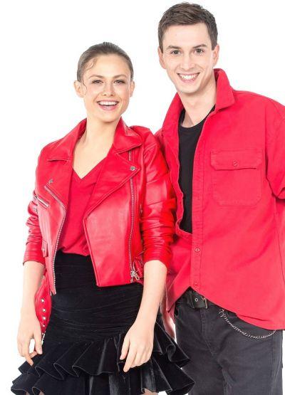 Ania i Mateusz