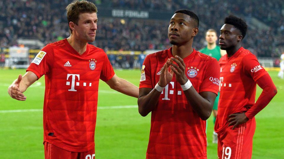 Nadchodzą zmiany w Bayernie. Mueller, Alaba, Martinez bez kontraktów?