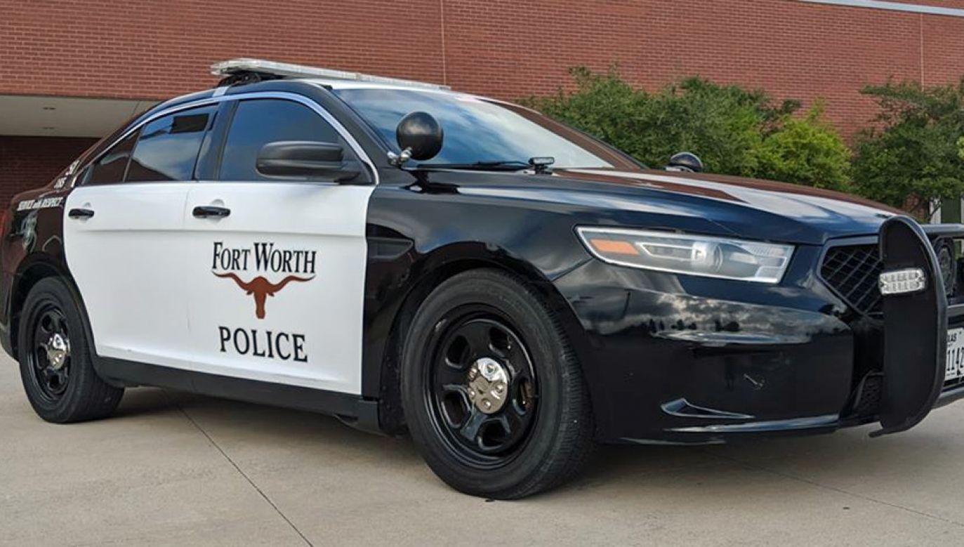 Policja wszczęła dochodzenie w sprawie śmierci mężczyzny (fot. Fort Worth Police Dept.)