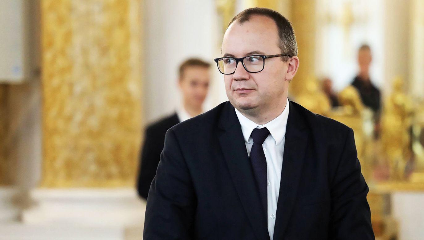 RPO zapowiedział, że jeśli Pawłowicz i Piotrowicz zostaną sędziami TK, będzie składał wnioski, by nie orzekali w niektórych sprawach (fot. arch. PAP/Tomasz Gzell)