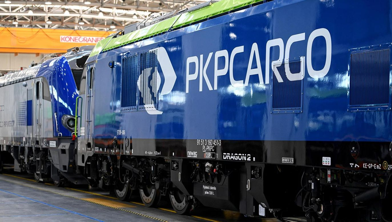 PKP Cargo planuje skorzystać z Tarczy Antykryzysowej (fot. PAP/Darek Delmanowicz)