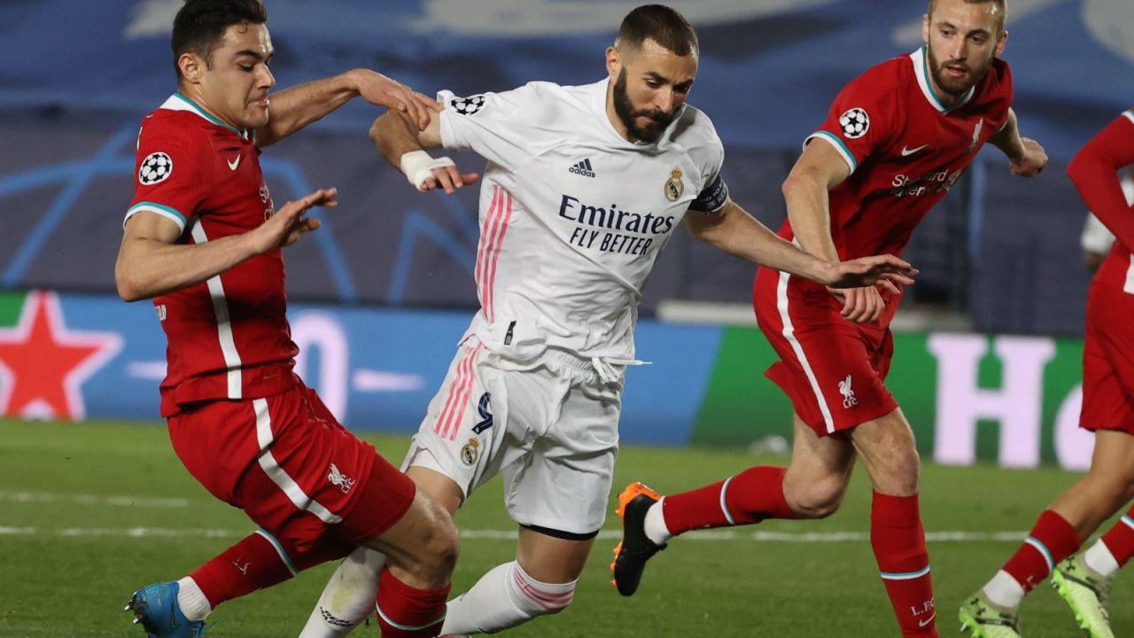 Mecz Liverpool – Real Madryt (dzisiaj, 14 kwietnia) - gdzie obejrzeć transmisję meczu online na żywo? (sport.tvp.pl)