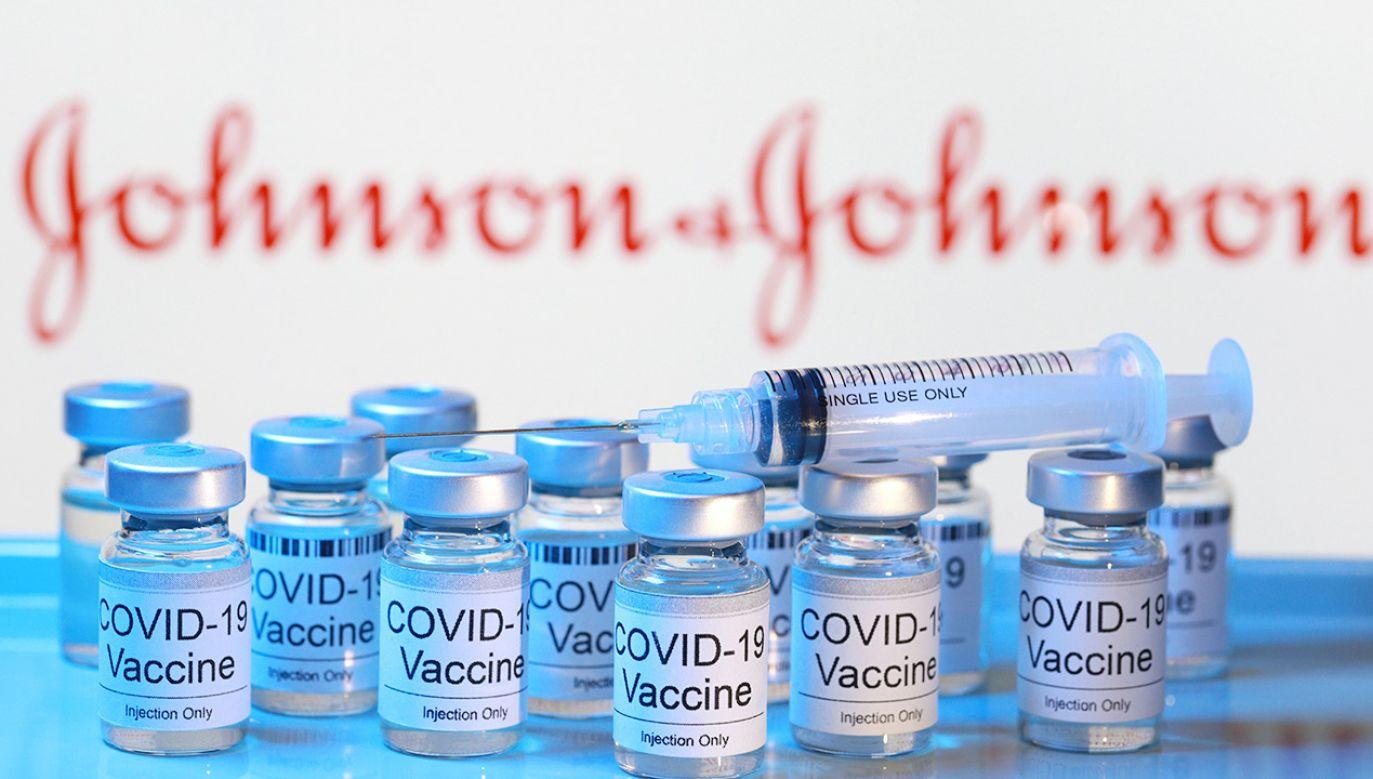 EMA o szczepionce Johnson & Johnson (fot. Shutterstock)