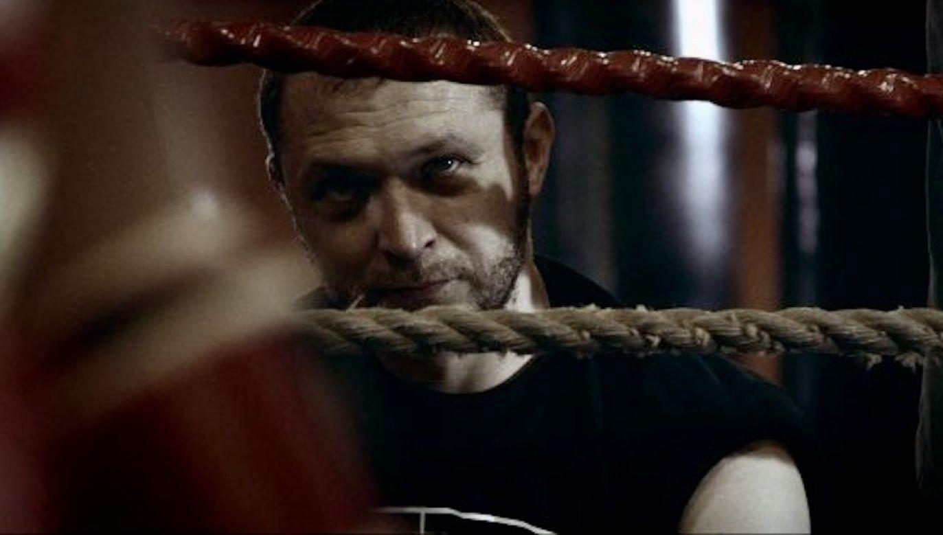 """""""Serce do walki"""" to historia walki Piotrka: o siebie, rodzinę, najbliższych i miłość (fot. Materiały prasowe)"""