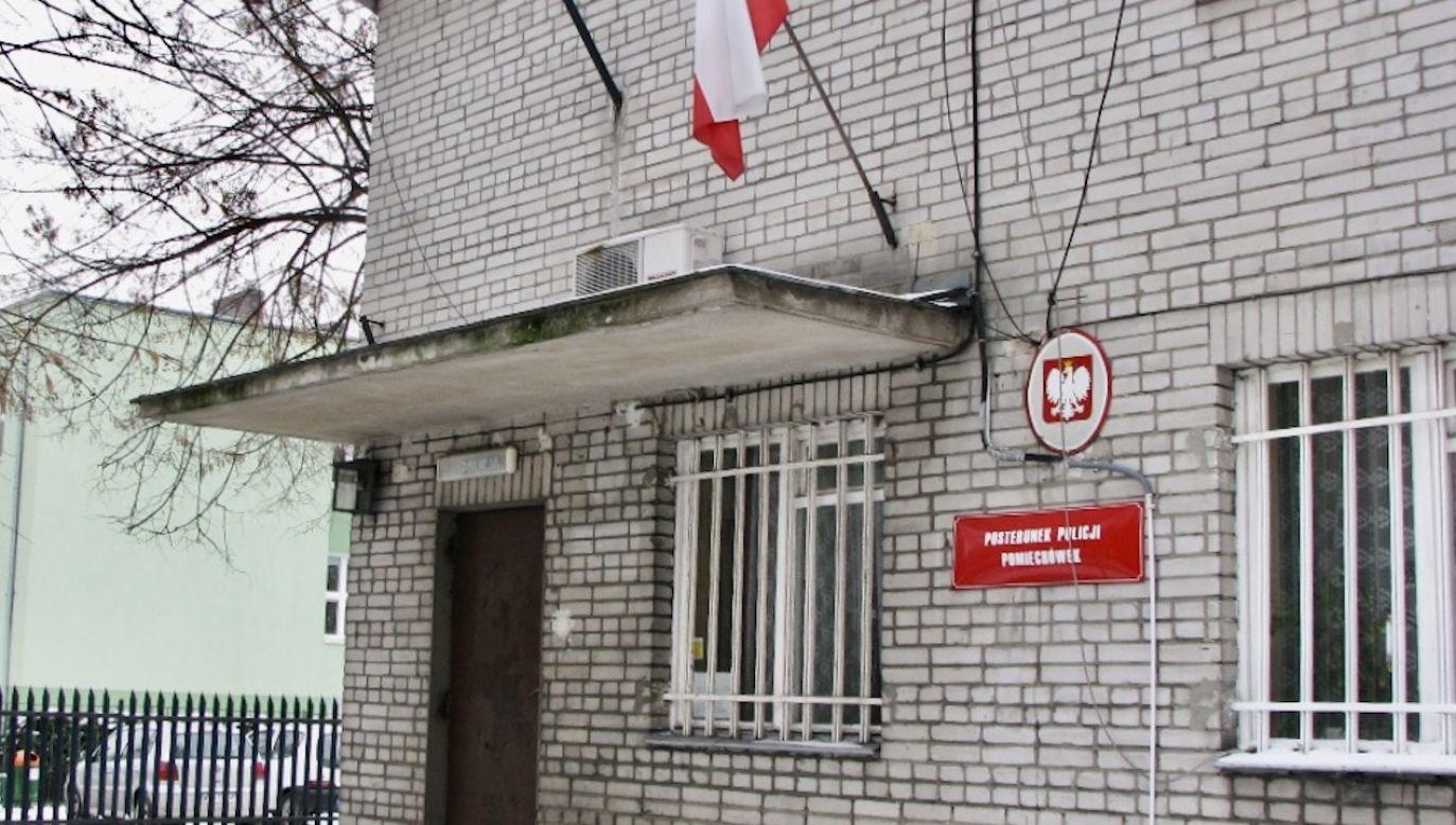 Wstępnie wykluczono udział osób trzecich (fot. KPP w Nowym Dworze Mazowieckim)