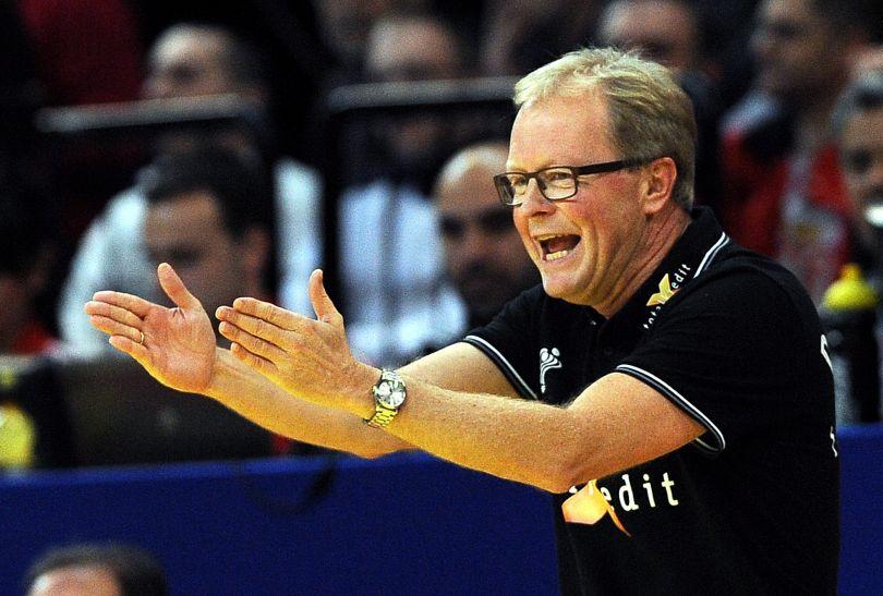 Ulrik Wilbek doprowadził Danię do wielkiego sukcesu (fot. PAP/EPA)