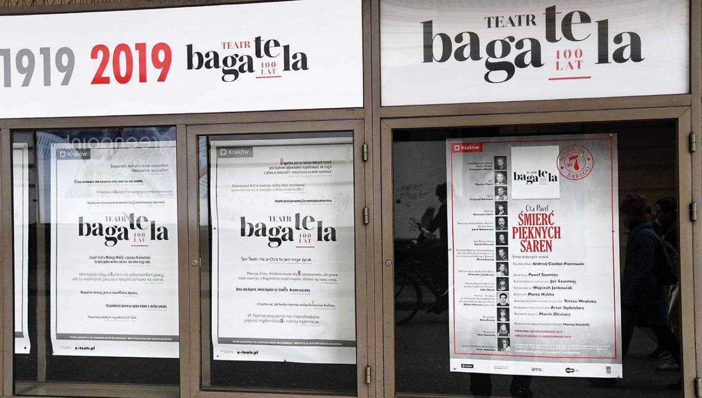 Krakowska prokuratura wszczęła śledztwo ws. molestowania i mobbingu (fot. PAP/Jacek Bednarczyk)