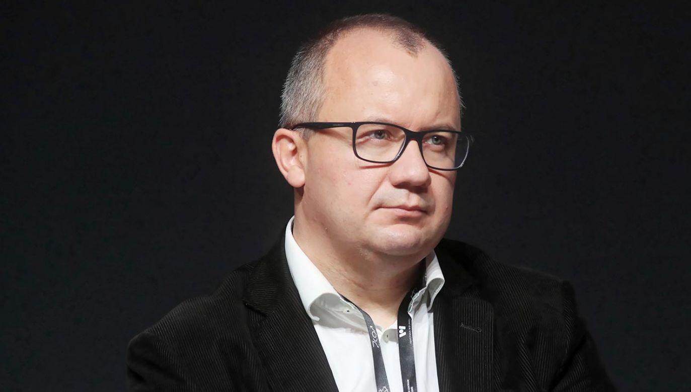 Adam Bodnar chce wpuszczenia imigrantów do Polski (fot. PAP/Roman Zawistowski)