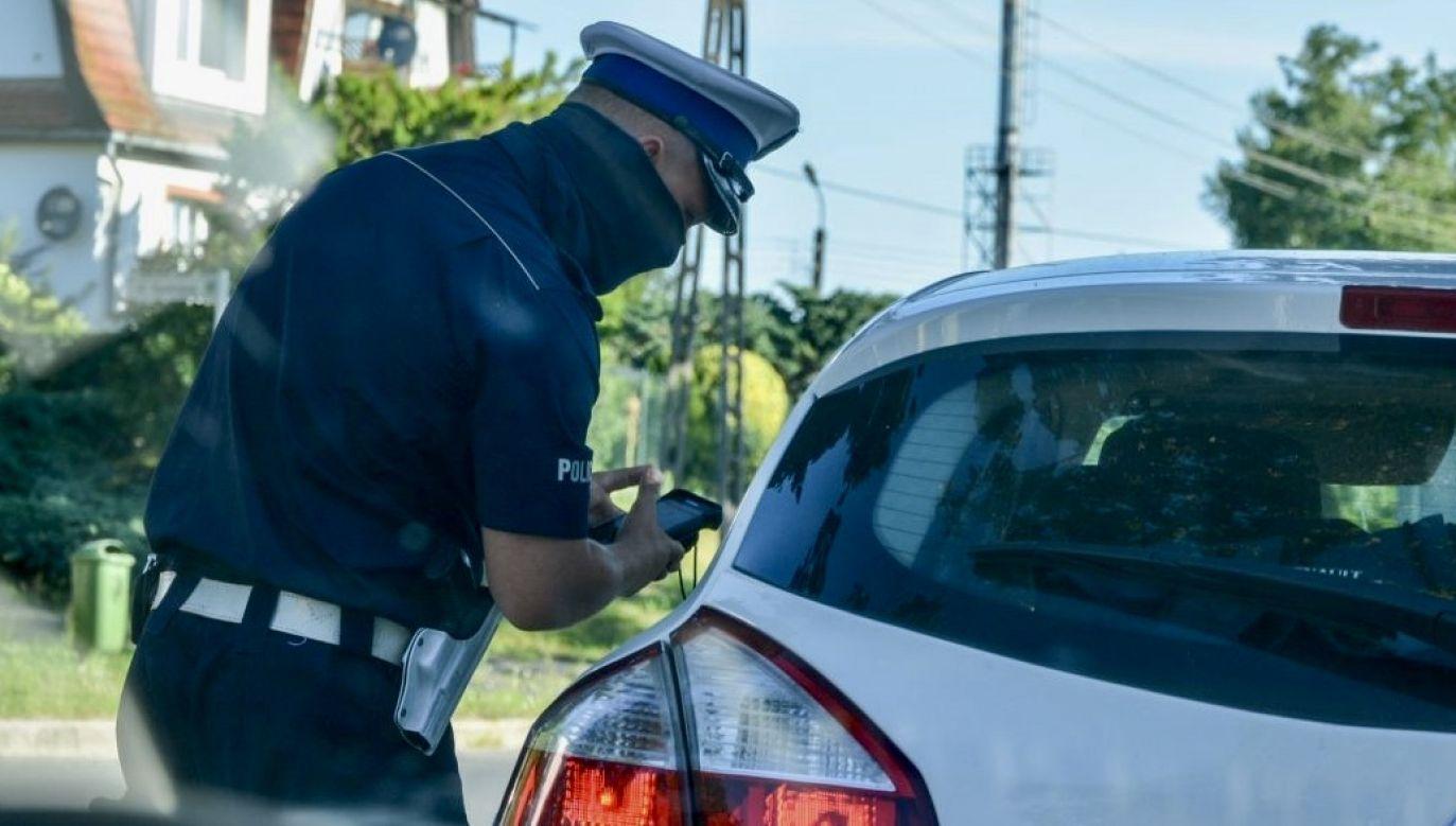 """Sędzia będzie musiał się teraz zmierzyć """"z machiną sprawiedliwości"""" (fot. policja.pl, zdjęcie ilustracyjne)"""
