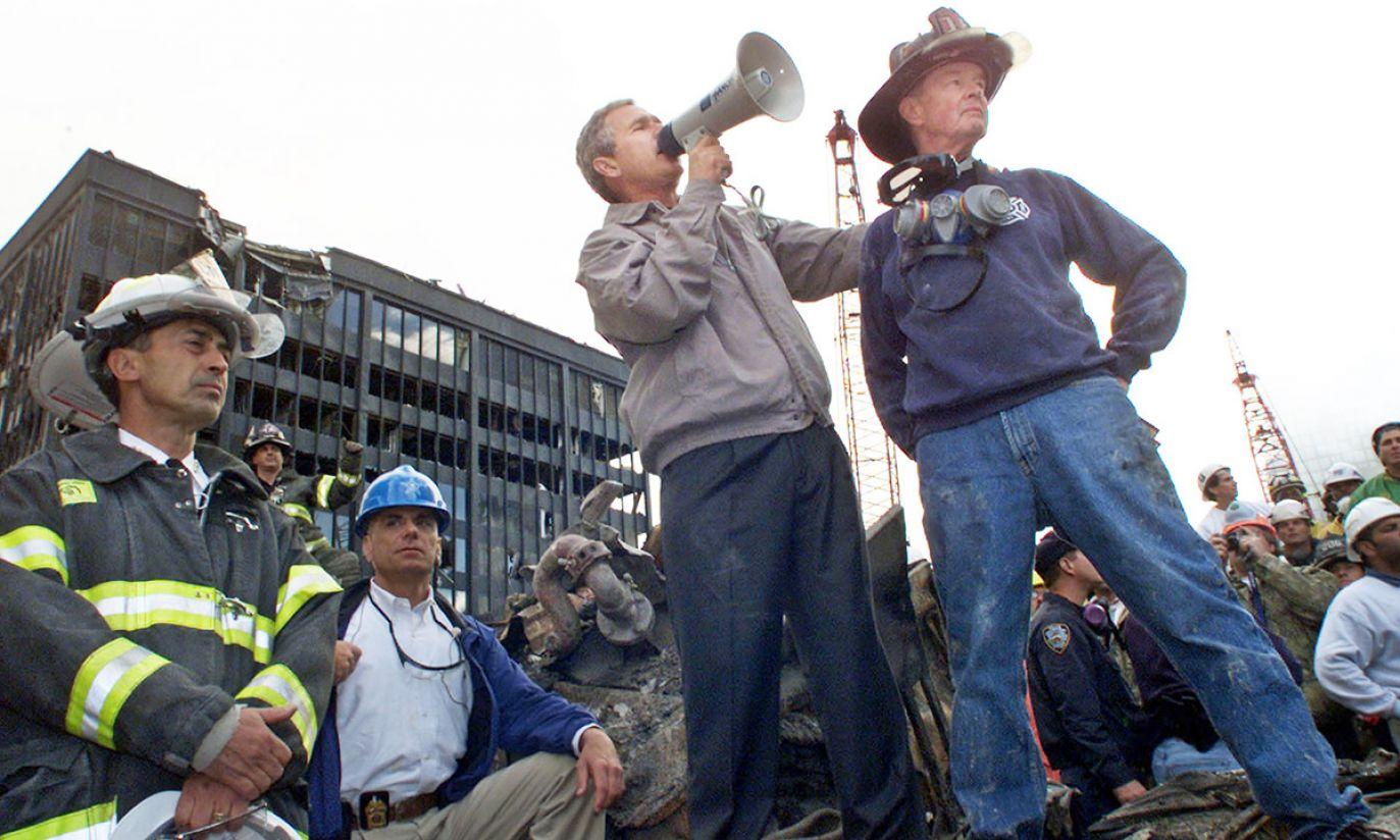 (fot. REUTERS/Win McNamee-Files)