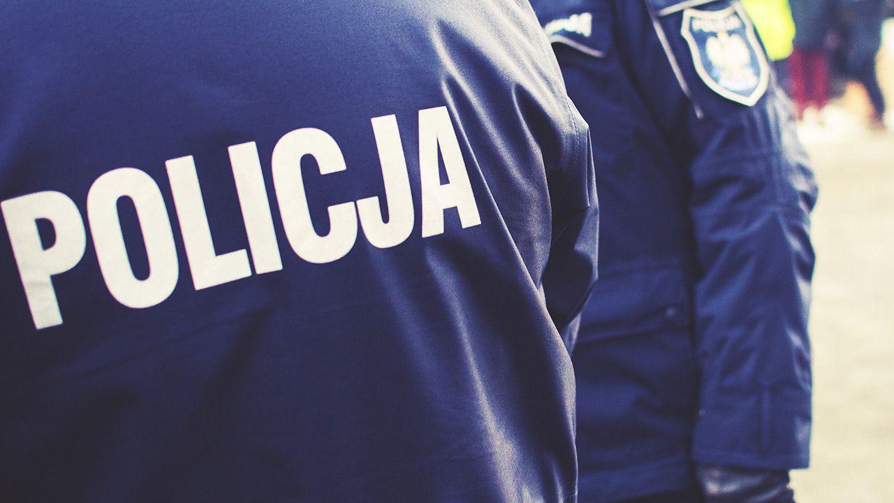 Włamywacz zostawił mandat karny (fot. Shutterstock)