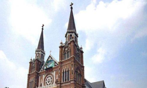 Kościół w Donglu stan obecny. Fot. Catholic.org./Gabriel Chow