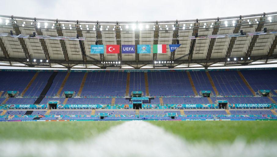 Stadio Olimpico w Rzymie - arena meczu otwarcia