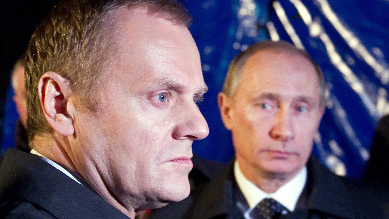 Dlaczego b. premier po 11 latach powtórzył wnioski z raportu Rosjan? (fot. PAP/ITAR-TASS / Maxim Shemetov)
