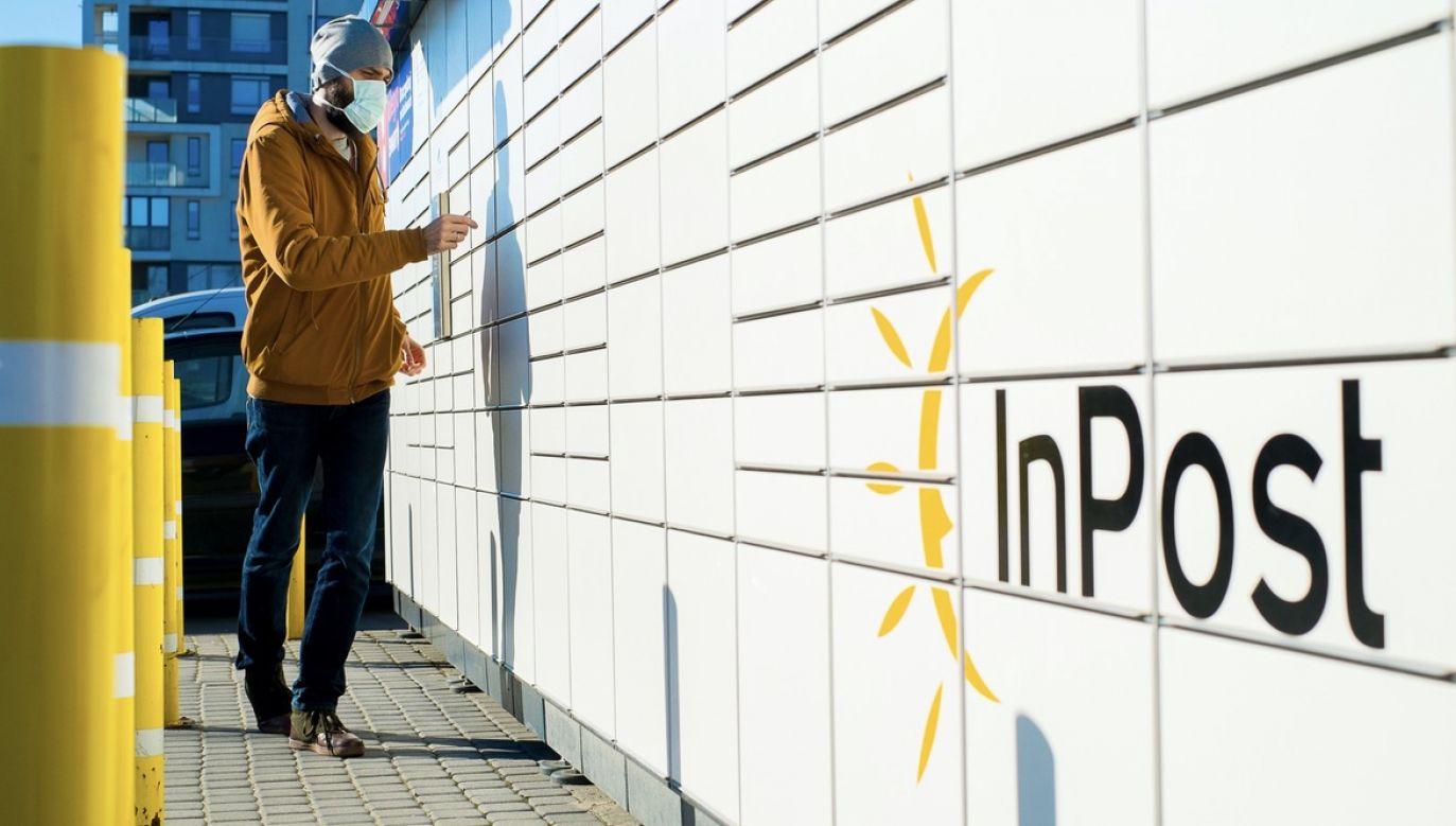 Jak podkreślają eksperci, sieć paczkomatów Inpost ma się dobrze, jednak firma musi znaleźć nowe obszary rozwoju(fot. Shutterstock/Soft Light)