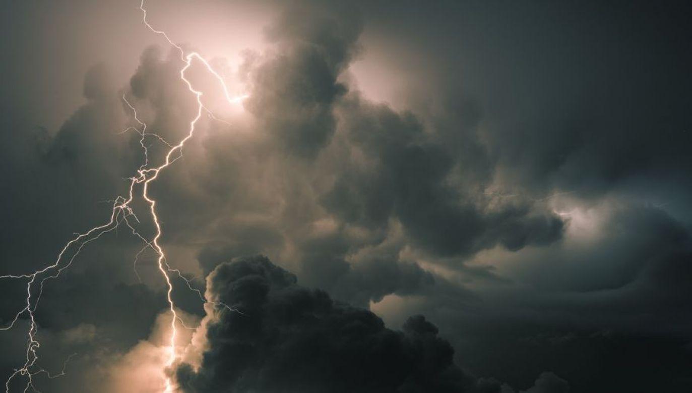 Ryzyko pojawienia się burz wynosi 80 procent (fot. Shutterstock/HE68)