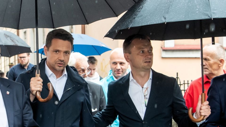 Wybory prezydenckie 2020. Sławomir Nitras zaatakował posłów Zjednoczonej Prawicy wieszwiecej - tvp.info