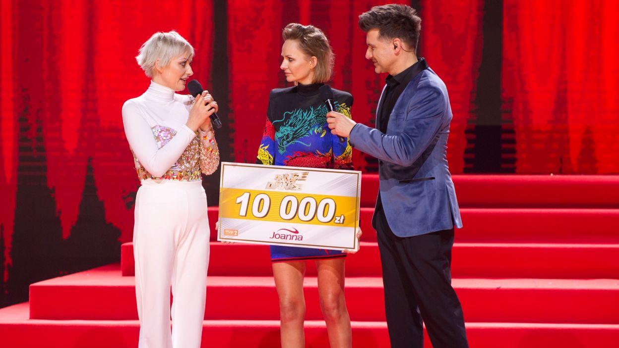 Po zsumowaniu punktów najgorszymi tancerkami okazały się siostry Stankiewicz i to one musiały pożegnać się z programem (fot. TVP)