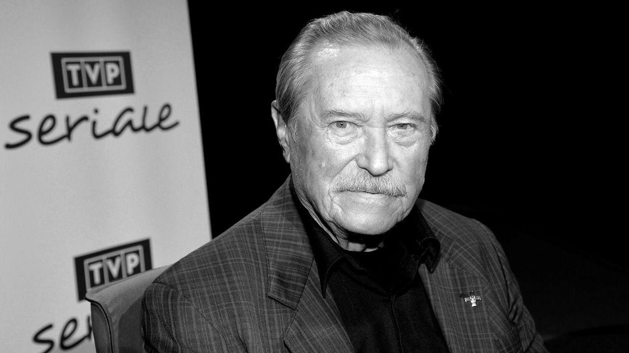 Aktor zmarł w szpitalu (fot. Ireneusz Sobieszczuk)