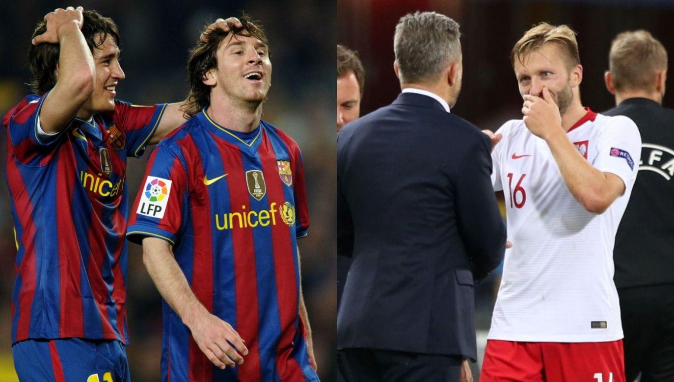 Lionel Messi i Bojan Krkić to kuzyni, Jerzy Brzęczek jest wujkiem Jakuba Błaszczykowskiego (Fot. Getty/ Piotr Kucza/400mm.pl)