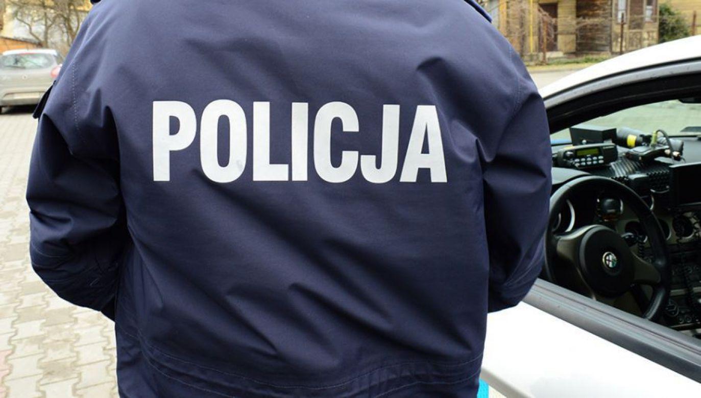 Poszukiwania ciała nie przyniosły rezultatów (fot. arch. tvp.info/Paweł Chrabąszcz)