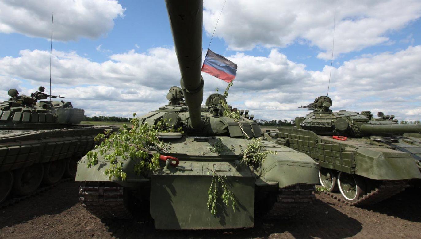 Napięcia na wschodzie Ukrainy mogą zdestabilizować cały region (fot. Valentin Sprinchak\TASS via Getty Images, zdjęcie ilustracyjne)