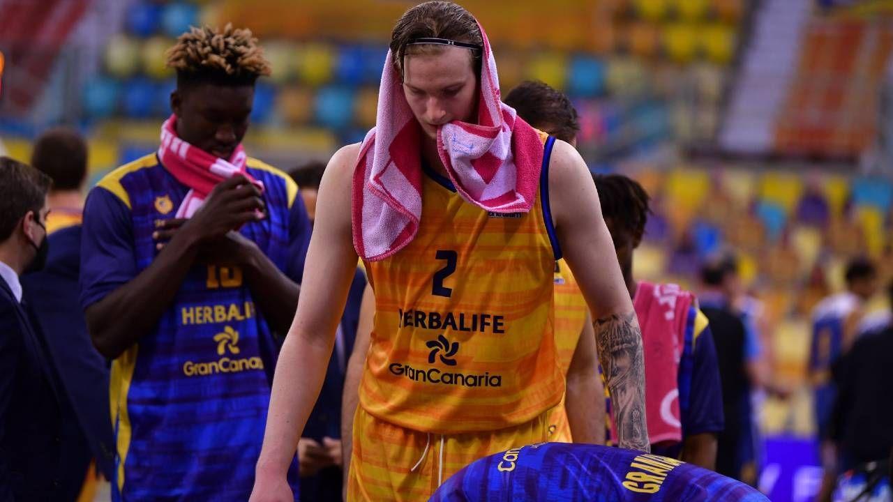 Aleksander Balcerowski ma ogromny potencjał (fot. FBHerbalife Gran Canaria)