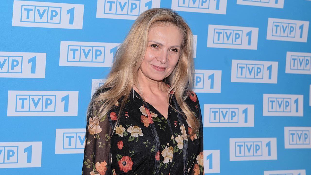 Sylwia Wysocka (fot. PAP/Marcin Obara)