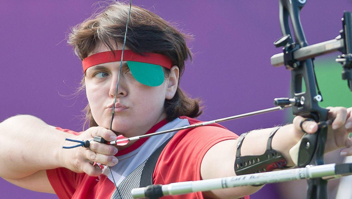 W Tokio Milena Olszewska będzie mogła powalczyć o złoto (fot. arch.PAP/DPA)