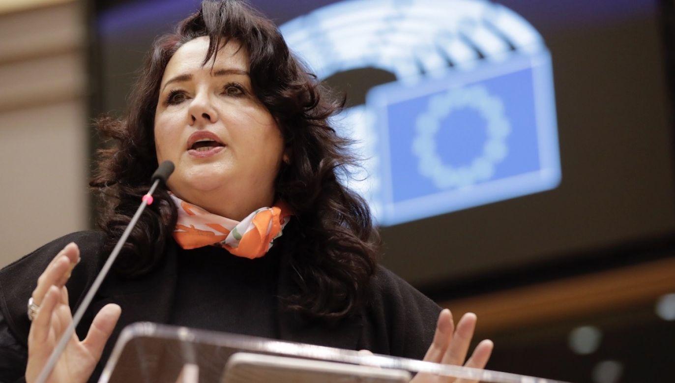 Komisarz Helena Dalli przyznała, że UE nie ma prawa zajmować się sprawą aborcji w Polsce (fot. PAP/EPA/OLIVIER HOSLET/POOL)