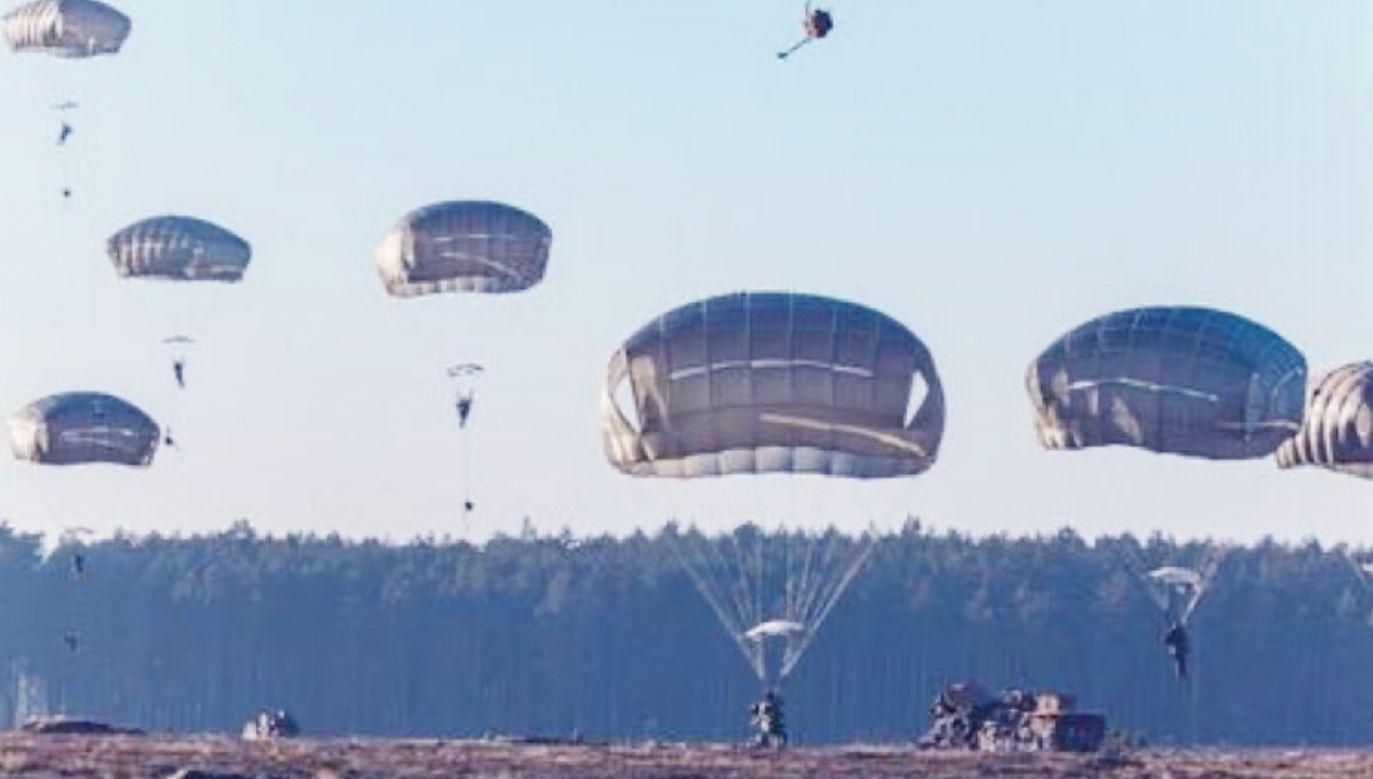 Ćwiczenia w Drawsku potrwają do 11 marca (fot.TT/Mariusz Błaszczak)