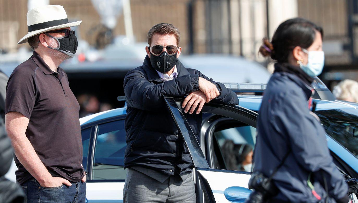 Ulice zostały sparaliżowane, doszło do ogromnych utrudnień dla mieszkańców (fot. Reuters)