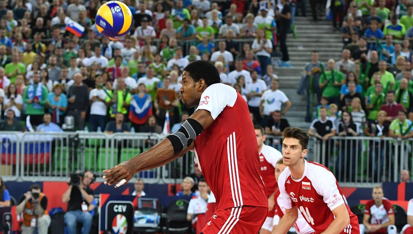 Wilfredo Leon był najlepszym polskim siatkarzem podczas japońskiego Pucharu Świata (fot. arch. PAP/Maciej Kulczyński)