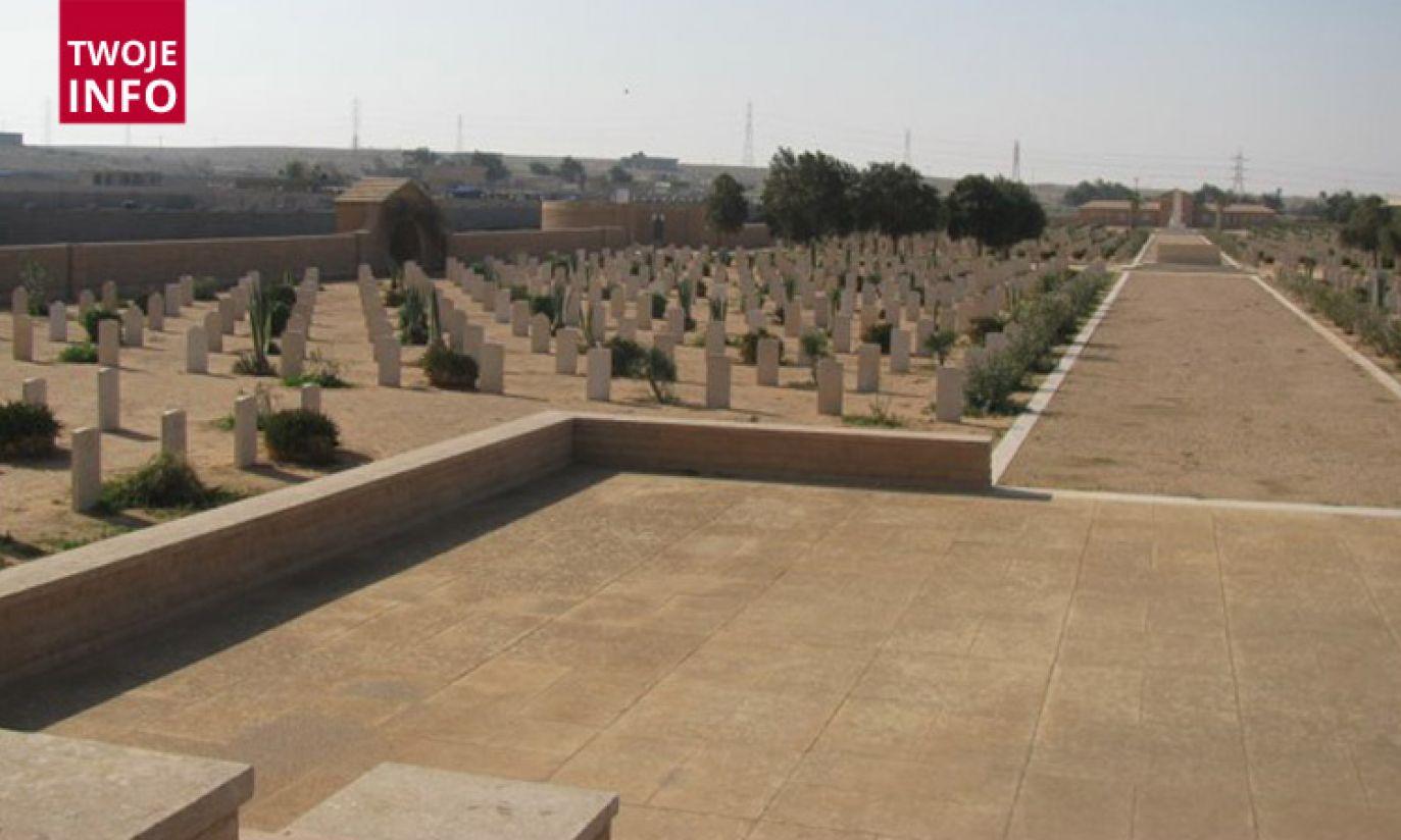 Cmentarz Wojenny w Tobruku (fot.Twoje Info)