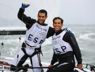 Fernando Echavarri i Anton Paz (fot. Getty Images)