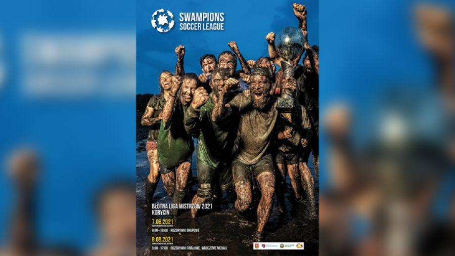 Błotna Liga Mistrzów/ Swampions Soccer League