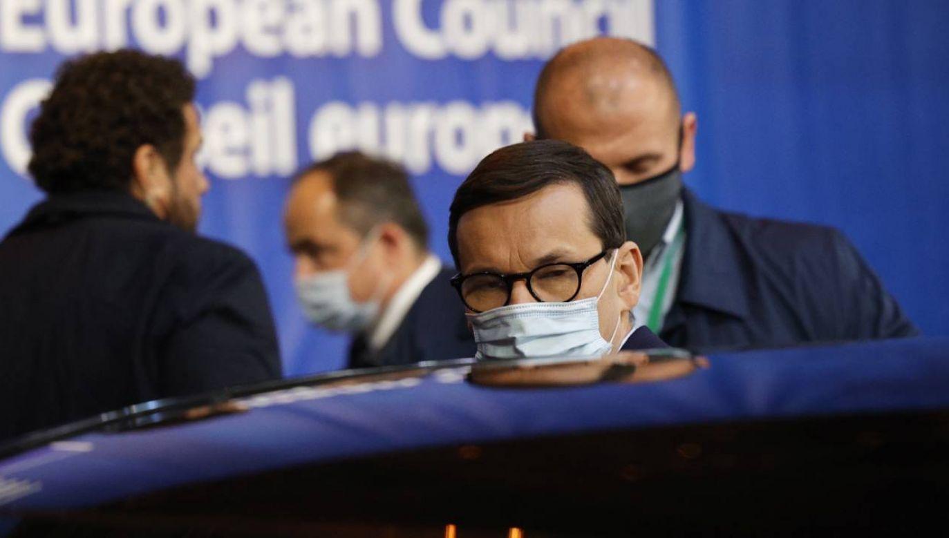 Jednym z głównych tematów unijnego szczytu będzie migracja (fot. PAP/EPA)