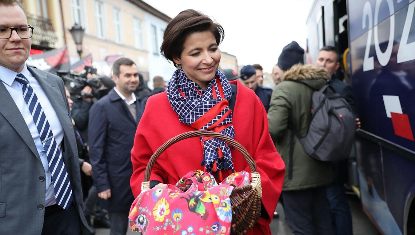 Jolanta Turczynowicz-Kieryłło opisała swoją historię (fot. arch. PAP/Leszek Szymański)