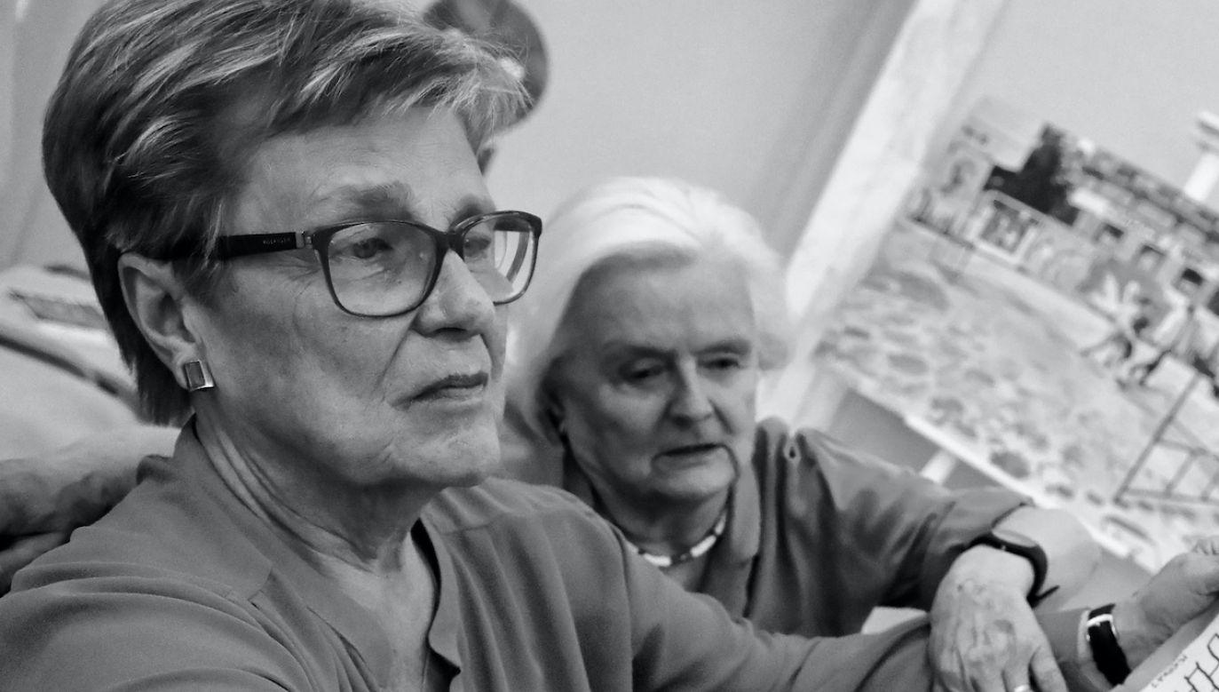 Bożena Walewska (fot. arch.PAP/Paweł Supernak)