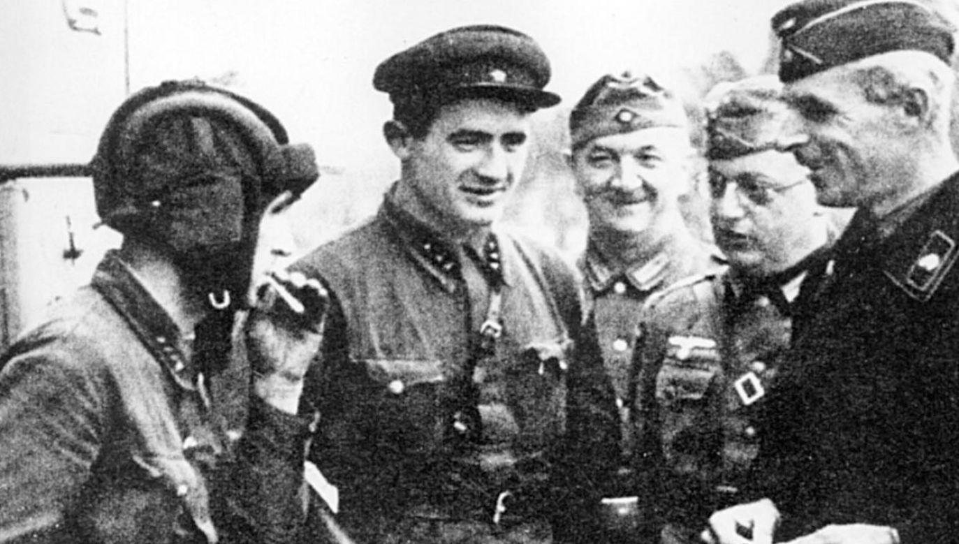 81 lat temu odbyła się wspólna defilada Niemców i Sowietów w Brześciu (fot. PAP/Archiwum)