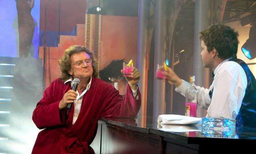 """""""Hotel Polonia"""", program rozrywkowy z 2006 roku. Fot. Ryszard Kornecki/TVP"""